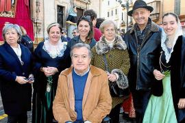 Festa de l'Estendard y entrega de galardones en Cort