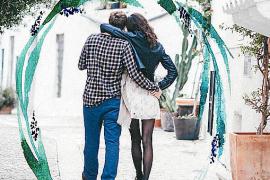 Una auténtica historia de amor en Dalt Vila