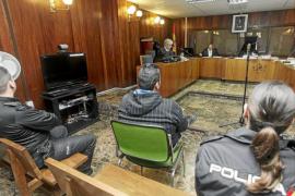 Una víctima reconoce al «80 por ciento» el vecino de Sant Llorenç juzgado por robos con violencia