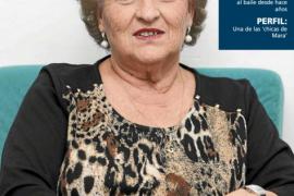 Vicenta vino a Eivissa para 15 días y ya lleva más de 50 años