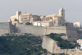 La rehabilitación del baluarte de Sant Jordi comenzará el mes que viene