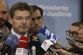Catalá defiende el papel de la Fiscalía tras pedir la exoneración de la Infanta
