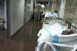 UGT denuncia que los hospitales de Balears están «colapsados» antes de que llegue la gripe