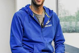 David Bustos: «De niño me divertía más; ahora, entrenar cada día es una obligación»
