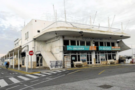 La reforma del puerto empezará en breve con la demolición «inminente» del edificio de es Martell
