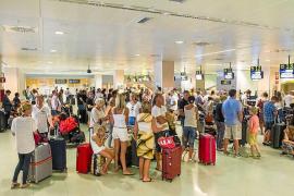 El aeropuerto acaba 2015 con récord