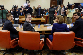 Rajoy, decidido a comenzar a explorar acuerdo con PSOE y C's