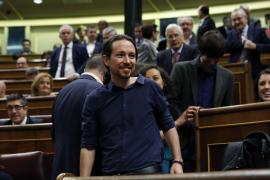 Pablo Iglesias dice que el acuerdo con el PSOE está más lejos