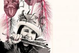 Violeta Galera inaugura 2016 en Can Jordi