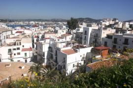 Una sentencia autoriza entrar en las casas expropiadas y ocupadas de Sa Penya