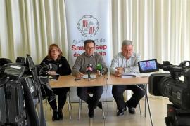 VÍDEO: Sant Josep reducirá un 10% las hamacas y rescindirá el contrato con quien no cumpla