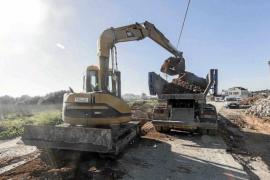 Los hallazgos arqueológicos retrasan un mes las obras de la travesía de Jesús