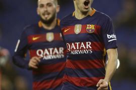 Sectores del Espanyol aluden a Shakira para insultar a Gerard Piqué