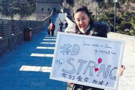 Un niño de EEUU enfermo de cáncer moviliza a miles de chinos