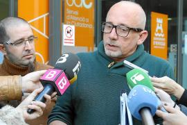 Vila quiere dejar inhabitables las viviendas ocupadas de sa Penya antes del verano