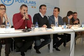 Maíllo no aclara por qué Gijón quedó fuera de la lista del PP al Congreso
