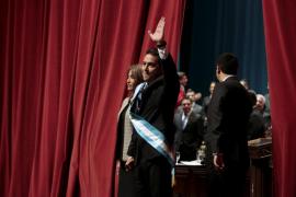 Jimmy Morales jura como nuevo presidente de Guatemala