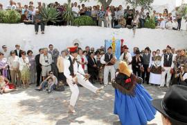 Las Festes de Maig de Santa Eulària consiguen la declaración de fiesta de interés cultural