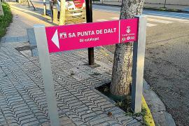 El Consell d'Eivissa sustituye los carteles informativos de monumentos históricos
