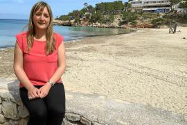 Tania Marí: «Espero estar a la altura de José Vicente Marí Bosó, que ha dejado el listón muy alto»