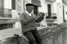 'Portmany', el dibujante de lo cotidiano