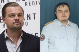 El doble ruso de Leonardo Di Caprio revoluciona Twitter