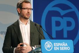 El PP llevará al Congreso una iniciativa contra el derecho de autodeterminación