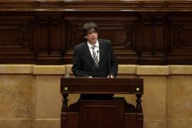 Manos Limpias denunciará este martes a Puigdemont por prevaricar al prometer el cargo