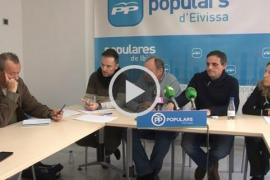 """VÍDEO: El PP de Eivissa califica el decreto urbanístico de """"pura ideología"""""""