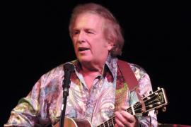 Arrestan al cantante Don McLean por un delito de violencia doméstica