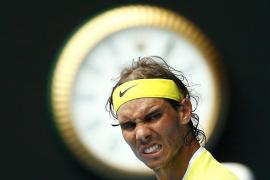 Nadal, eliminado en primera ronda del Open de Australia por Verdasco