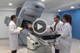 VÍDEO: Eivissa espera recibir hoy luz verde para iniciar los tratamientos de radioterapia