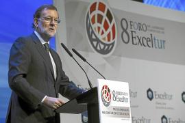 Rajoy critica ante el sector turístico internacional la ecotasa de Balears
