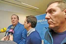 Cargos del PP empujan a Company para que presente su candidatura a presidente