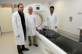 Radioterapia tiene el permiso para poner en marcha el acelerador lineal a partir del lunes