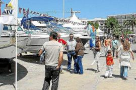 Las matriculaciones de embarcaciones nuevas crecieron en Eivissa un 22% en 2015