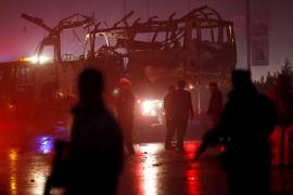 Siete muertos en un ataque suicida cerca de la embajada rusa en Kabul