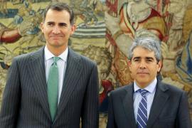 El Rey recaba en sus consultas opiniones opuestas a investir a Rajoy