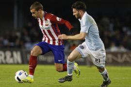 Celta y Atlético dejan la resolución para el Calderón