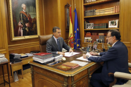 Rajoy pedirá al Rey ser el primero en intentar formar gobierno