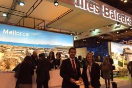 El PP critica que Armengol no esté en Fitur el día de las Islas Baleares