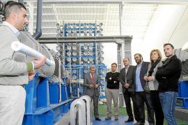 La desaladora de Santa Eulària ya estará en funcionamiento este mismo verano