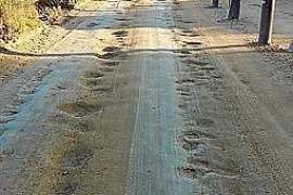 El PP reclamará en el próximo pleno la rehabilitación de tres caminos de Formentera