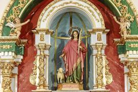 Los 'coroners' recuperan su retablo