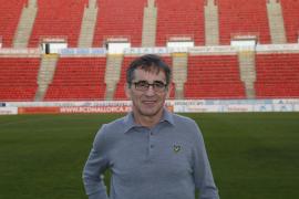 Fernando Vázquez inicia ante el Alcorcón su nueva etapa al frente del Mallorca