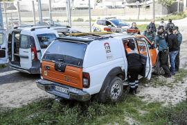 La Guardia Civil suspende la búsqueda de Raimon Bono, desaparecido desde el miércoles pasado