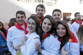 Tras los 'dimonis' de Sant Antoni en Artà