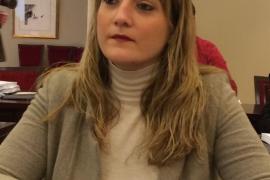 Tania Marí sustituirá mañana a José Vicente Marí en el Grupo Popular