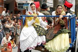 El Consell declara las Festes de Maig de Santa Eulària Fiesta de Interés Cultural