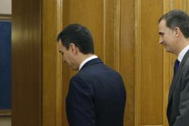 El Rey recibirá a Sánchez tras el Comité Federal del PSOE